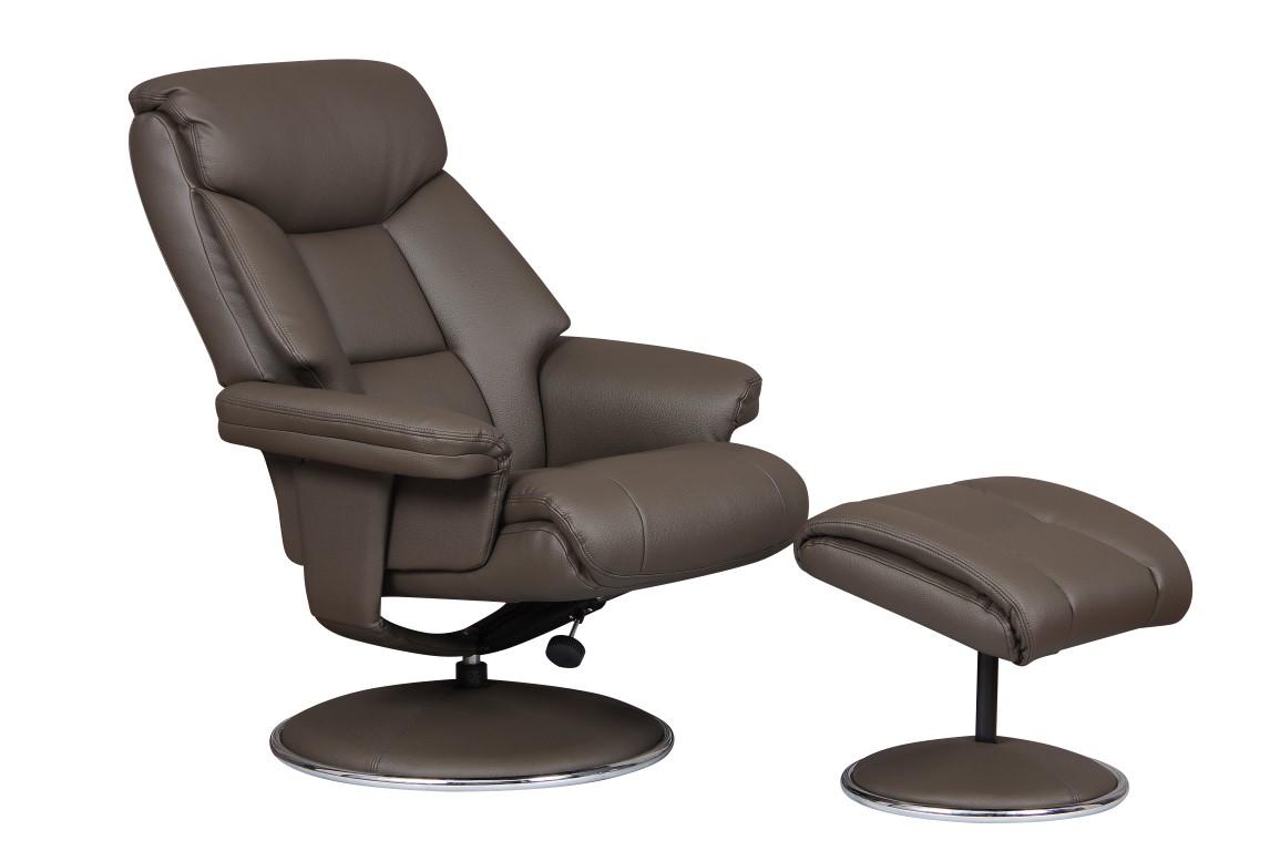 Gfa Biarritz Swivel Recliner Amp Footstool Mr Chairman