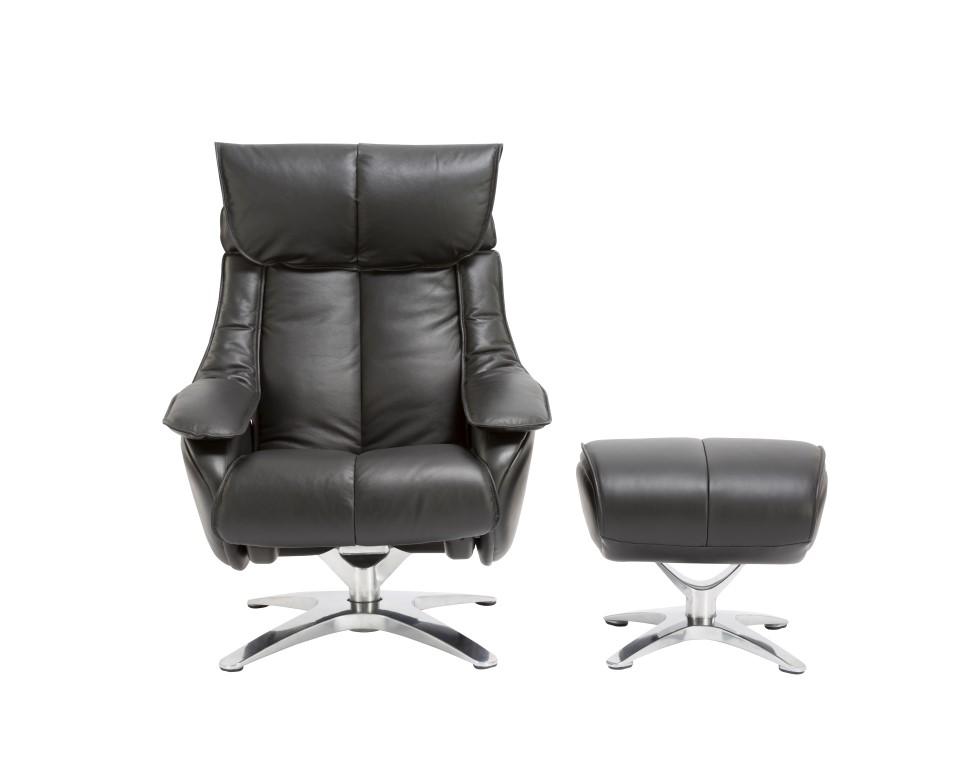 Gfa Alpha Swivel Recliner Amp Footstool Mr Chairman