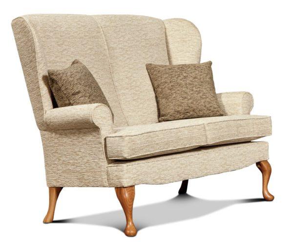 Excellent Sherborne Buckingham 2 Seater Creativecarmelina Interior Chair Design Creativecarmelinacom